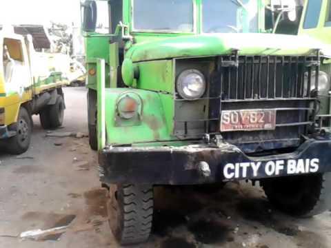 Reo Truck Bais City Philippines
