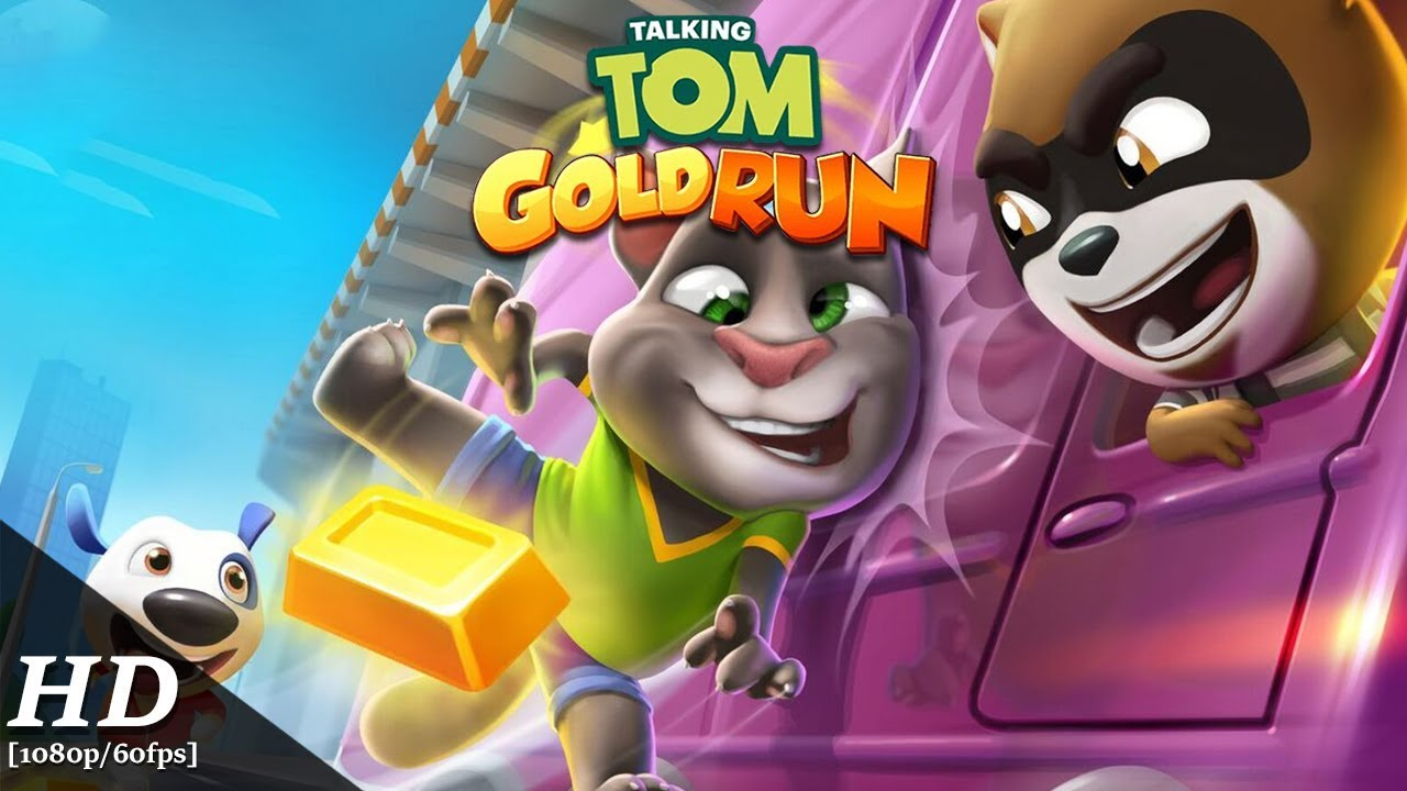 Talking Tom: Gold Run 3 7 0 359 for Android - Download