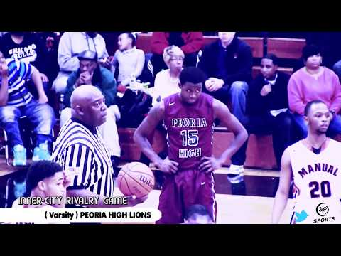 [ 309 Sports ] Peoria High Varsity Basketball 2017-2018