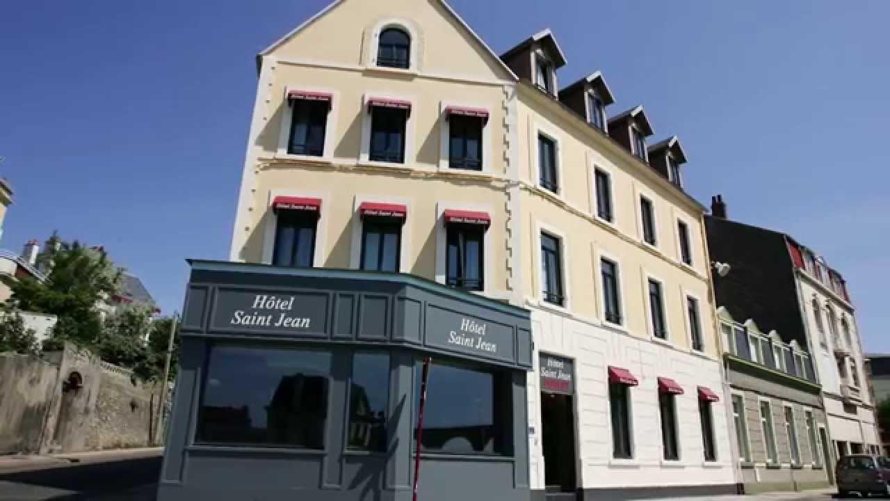 Hotel St Jean Wimereux France