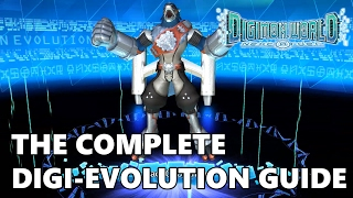 Digimon World׃ Next Order - Complete  Digi-Evolution Guide, How to Get the Digimon You Want