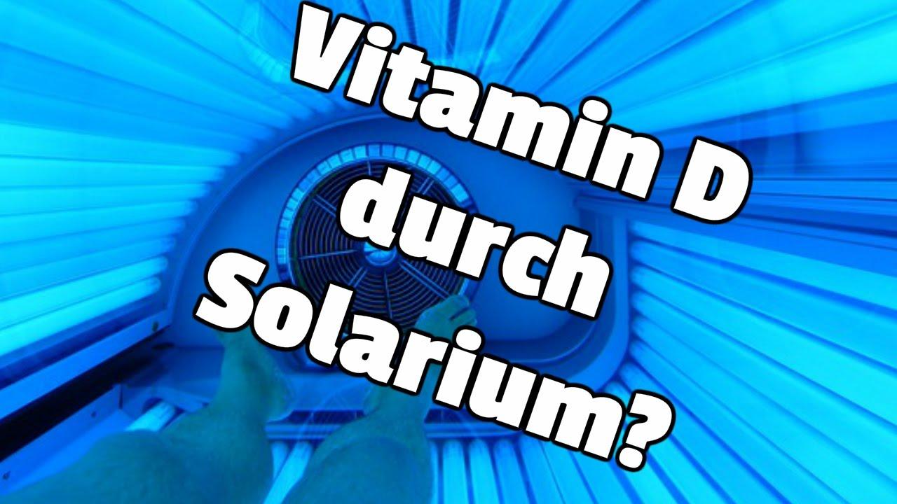 d vitamin solarium