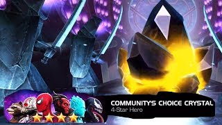 Marvel: Contest of Champions - Community 4-Star Crystal