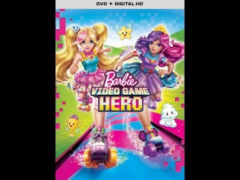 Barbie - Video Game Hero DVD Menu