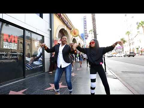 Brooklyn Queen: 12-Year-Old Viral Sensation Teaches Her Best Moves In Hollywood