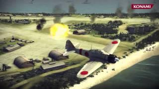 Konami presenta un nuevo juego de combate aéreo: Birds of Steel