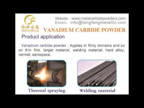 Vanadium inhibitor  vanadium inhibitor manufacturers  vanadium carbide