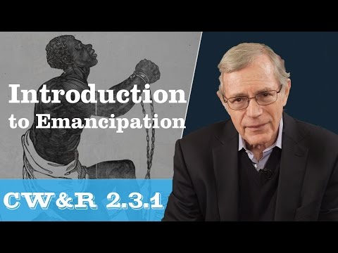 MOOC | Introduction to Emancipation | The Civil War and Reconstruction, 1861-1865 | 2.3.1