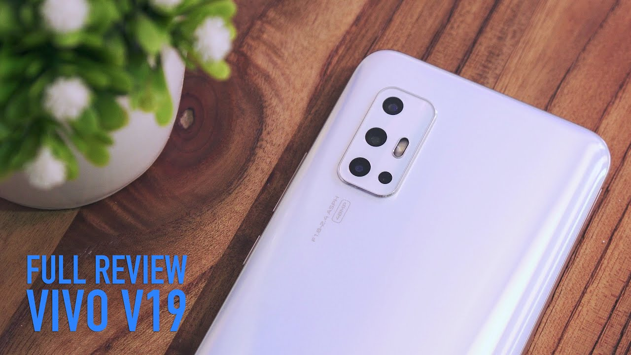 FULL REVIEW Vivo V19 🔥