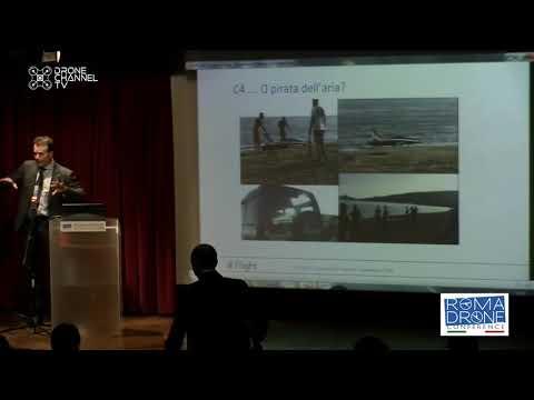 Roma Drone Conference 2019 – 2a sessione pomeridiana