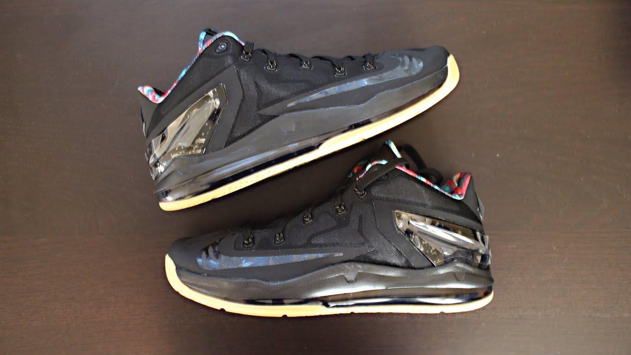 timeless design 00b94 af4dd Nike Max LeBron XI 11 Low