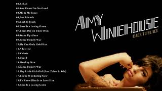 Amy Winehouse Back to Black (Deluxe Edition)(Full Album 2006)