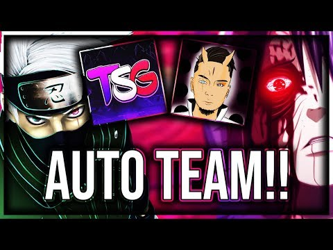 WHAT ARE THE CHANCES?! Auto Team Set-up Ninja Road Race w/Unidentified Ego! Naruto Blazing