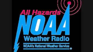 NOAA Weather Radio - KIG 65 Green Bay, WI Severe Thunderstorm Warning - 9/6/10