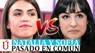 Natalia Lacunza, Sofía Suescun y su vieja rivalidad antes de Gran Hermano Dúo y Operación Triunfo