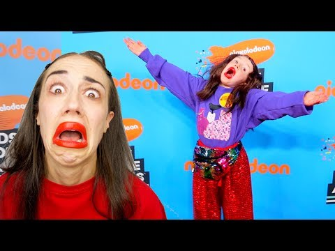 A FAN SAVED MY LIFE AT THE KIDS CHOICE AWARDS!