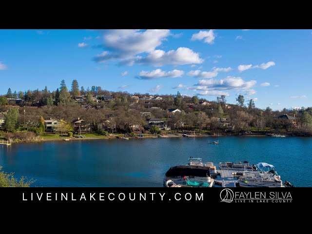 18879 North Shore Drive Hidden Valley Lake, CA / Lake County, CA Real Estate Land For Sale
