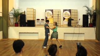 Baixar CAPOS 2013 - Showcase - Felipe Braga y Laura Lee Spenser