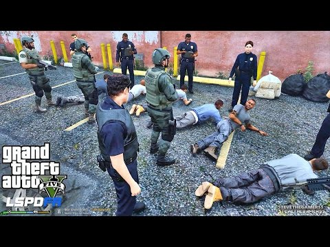 GTA 5 LSPDFR 0.3.1 - EPiSODE 176 - LET
