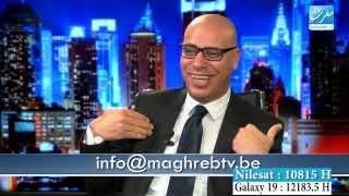 التيجيني يحاور بزيز حول السخرية والسياسة - مغرب تفي