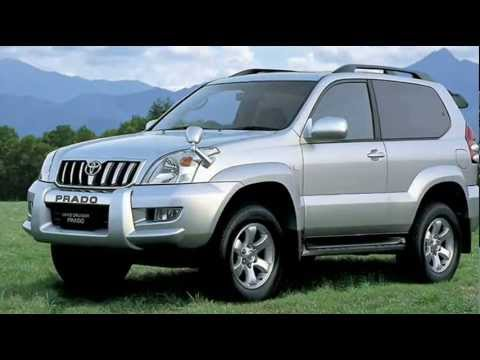 Toyota Land Cruiser History 1996-2012