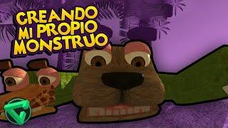 CREANDO MI PROPIO MONSTRUO - CHKN | iTownGamePlay