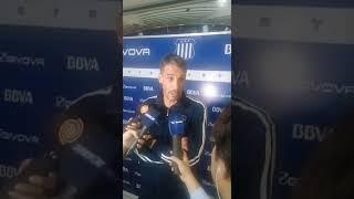 Juan Pablo Vojvoda habla sobre el partido contra San Martín de San Juan