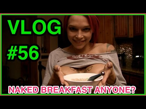 Anna's VLOG #56 Lucky Charms and Boobs! thumbnail