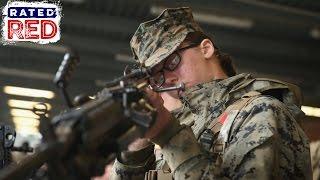 31 Female Marines Make History