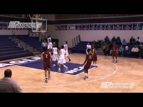 Kris Jenkins Sophomore Year Highlights