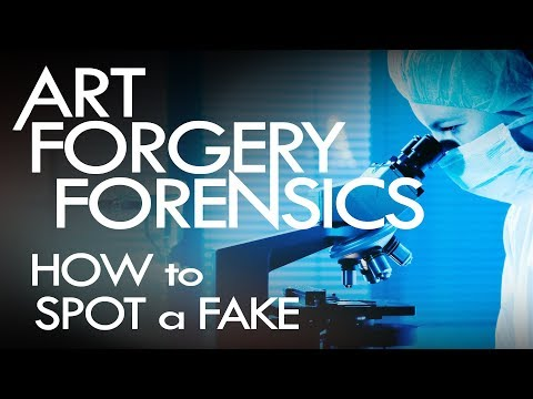 Art Forgery Forensics: How to Spot a Fake Painting