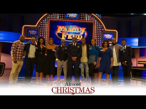 Almost Christmas - Family Feud (HD) streaming vf