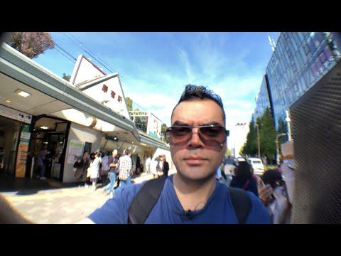 🔴 Live: Desde Japón! Vámonos a Harajuku y al templo!