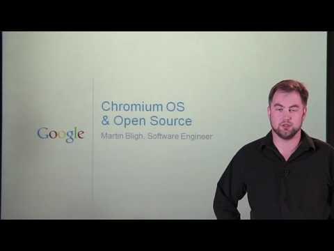 Chromium OS & Open Source