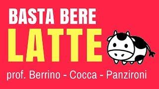 ⚠️🚨 BASTA BERE LATTE !! - Prof. Berrino, Cocca, Adriano Panzironi: La verità su latticini, formaggi