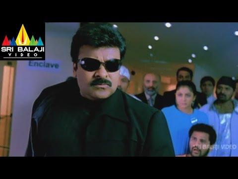 Style Movie Chiranjeevi Action Scene   Lawrence, Prabhu Deva   Sri Balaji Video