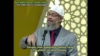 Pemuda Kristen Suka dengan Penjelasan Dr. Zakir Naik
