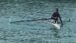 Rowing - sculling skills