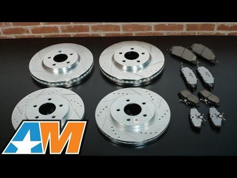 1994-2014 Mustang Power Stop Z26 Street Warrior Brake Rotor & Pad Kit (Front & Rear) Review