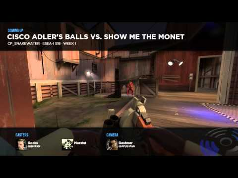 ESEA-I: Cisco Adler's Balls vs. Show Me The Monet
