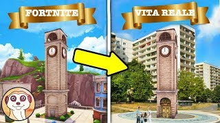 5 PLACES OF FORTNITE THAT EXIST IN REAL LIFE