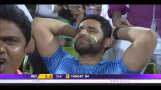 Highlights Mohammed Amir Magical Spell India vs Pakistan Asia Cup 2016