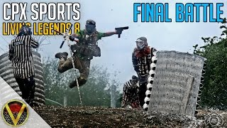 Living Legends 8 - Epic Final Battle