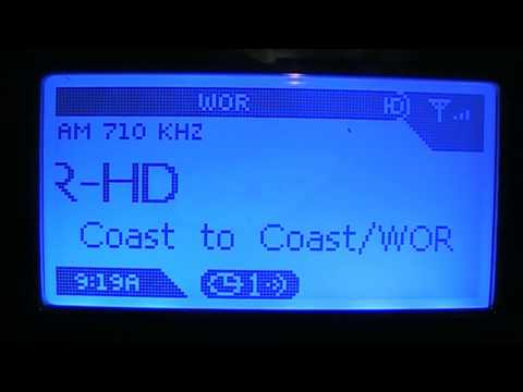 AM HD Radio vs. C-Quam AM Stereo Christmas music