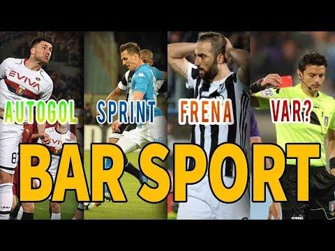 JUVE A RISCHIO: NAPOLI CI CREDE!! MILAN: ADDIO CHAMPIONS (Bar Sport)