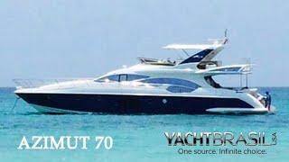 Azimut 70 - YachtBrasil USA