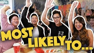 OUR BIGGEST LUNCH BREAK EVER!!
