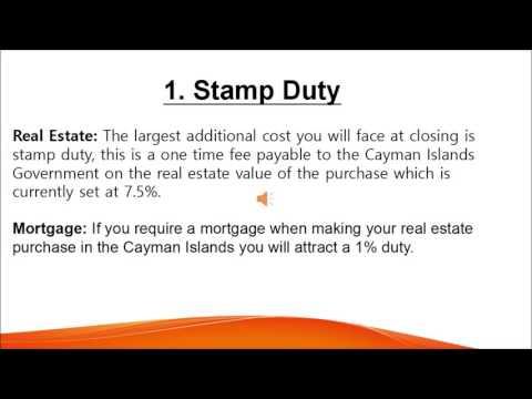 Buyer's Guide To Buy Properties in Cayman Islands