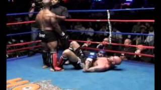 Tony Ritter Vs. Winthorpe Burke - MMA - Wild Bill's - Atlanta, GA