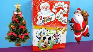 Kinder Surprise Eggs Mickey Mouse & Friends Christmas Edition Thumbnail